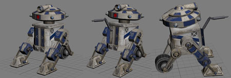SWTOR_Style_Droids_Astromech_Probe_Bay_D
