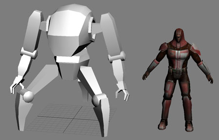 SWTOR_Style_Droids_Battle_Droid_Skeleton